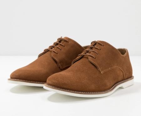 Męskie skórzane buty Pier One 40 - 48 w @Zalando