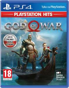 PS4 God Of War PL Folia