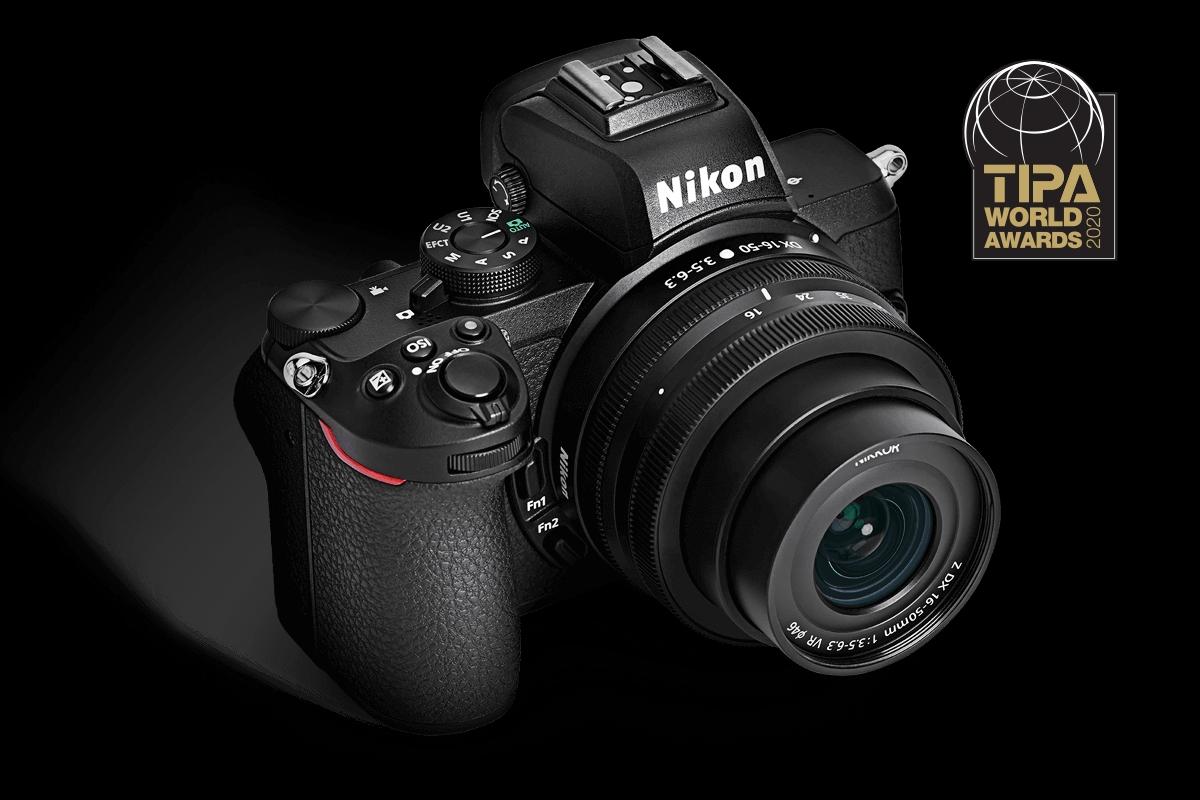 Nikon Z50 +16-50+50-250 - 4449 zł