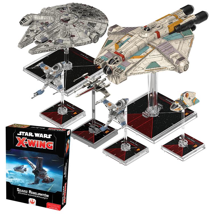 X wing 2.0 Statki rebelii