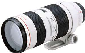 Obiektyw Canon EF 70-200mm f2.8 L USM Amazon.es 941€