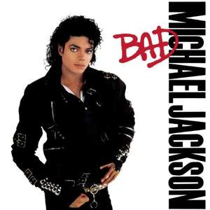 "album Michael'a Jackson'a ""BAD"" za 5zł ! @ Amazon.co.uk"