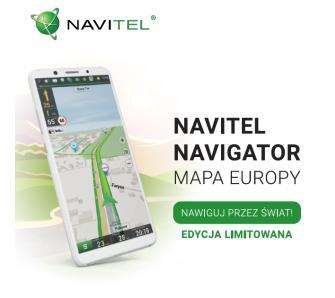 Nawigacja Navitel Navigator Europa 1 rok
