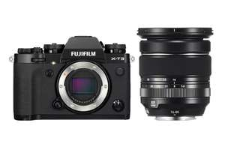 Bezlusterkowiec Fujifilm X-T3 + XF 16-80mm f/4 + grip VG-XT3 + 2 baterie + fotoksiążka 135zl