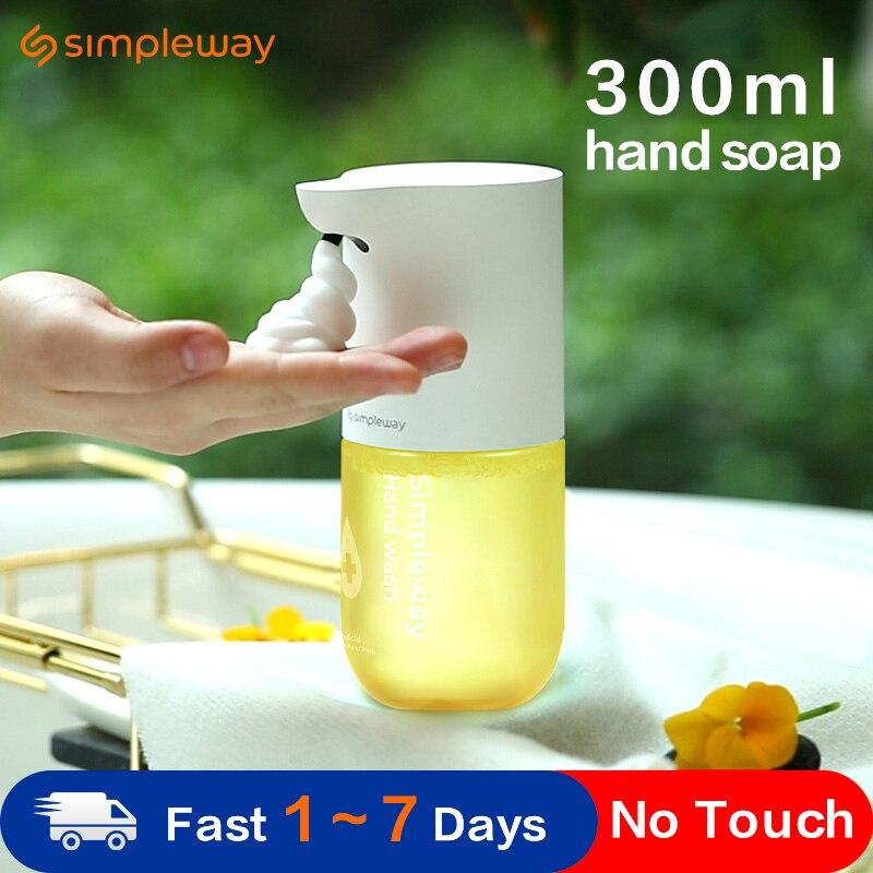 Spieniający dozownik na mydło - automatyczny - Xiaomi Simpleway w @AliExpress z PL
