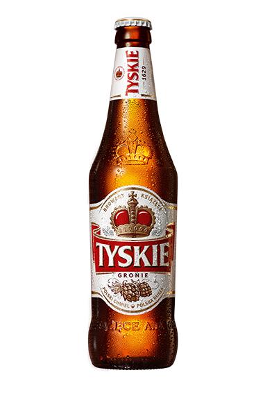 Piwo Tyskie gronie za 1,99 zł w Kauflandzie