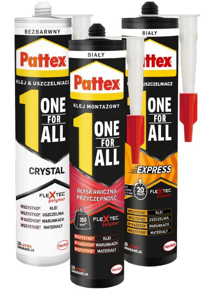 Zwrot pieniędzy za zakup kleju Pattex One For All