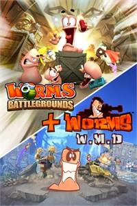 Worms Battleground + Worms WMD Xbox One