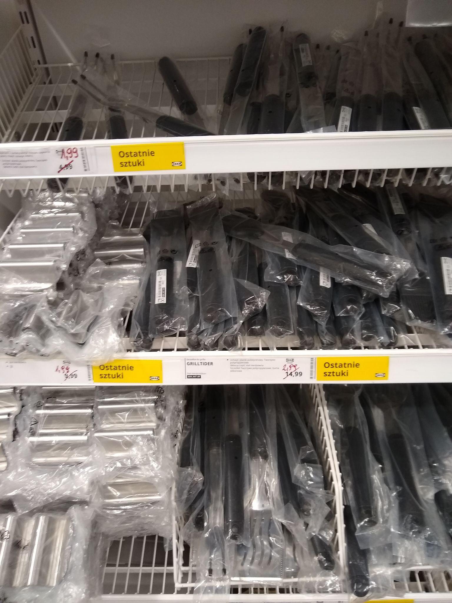 Akcesoria grillowe - Ikea lublin