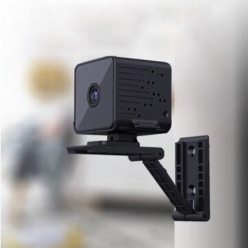 Xiaovv V380-W2 1080P mini kamera IP zasilana akumulatorem. Możliwość montażu na zewnątrz.