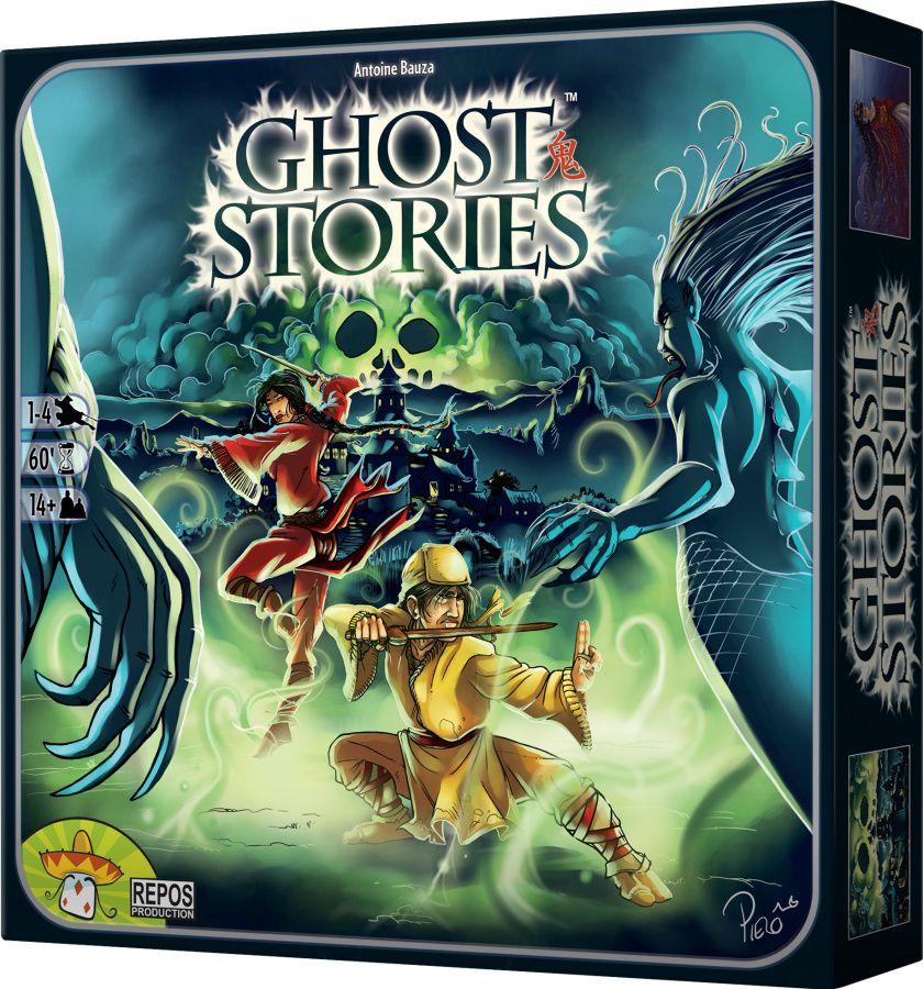 Ghost Stories (druga edycja) gra planszowa Rebel