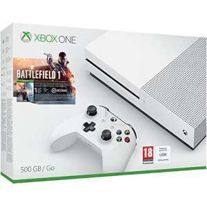 Xbox One S 500GB + Battlefield 1 za ok. 1005zł @ Zavvi