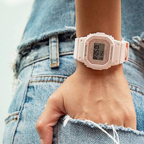 CASIO BABY-G damski zegarek na rękę BGD-560-4ER