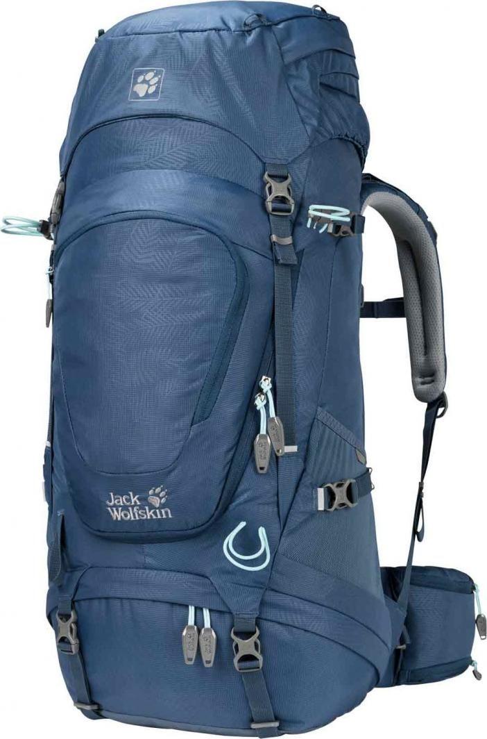 Jack Wolfskin Plecak turystyczny Highland Trail Xt 50L phantom
