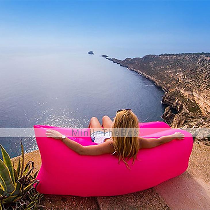 Lazy Bag/Laybag - dmuchana sofa/kanapa podróżna za ~41zł z dostawą (różnek kolory) @ MiniInTheBox