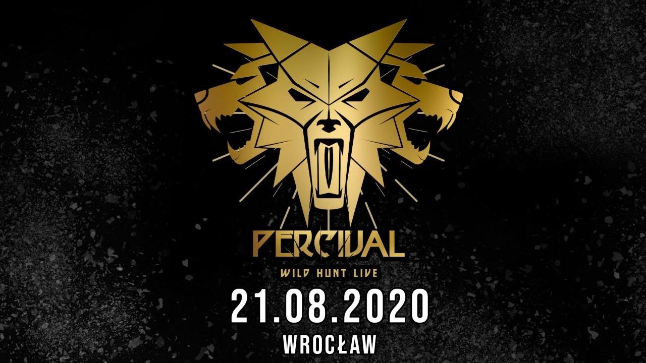 Percival Schuttenbach - Wild Hunt Live mini LIVE