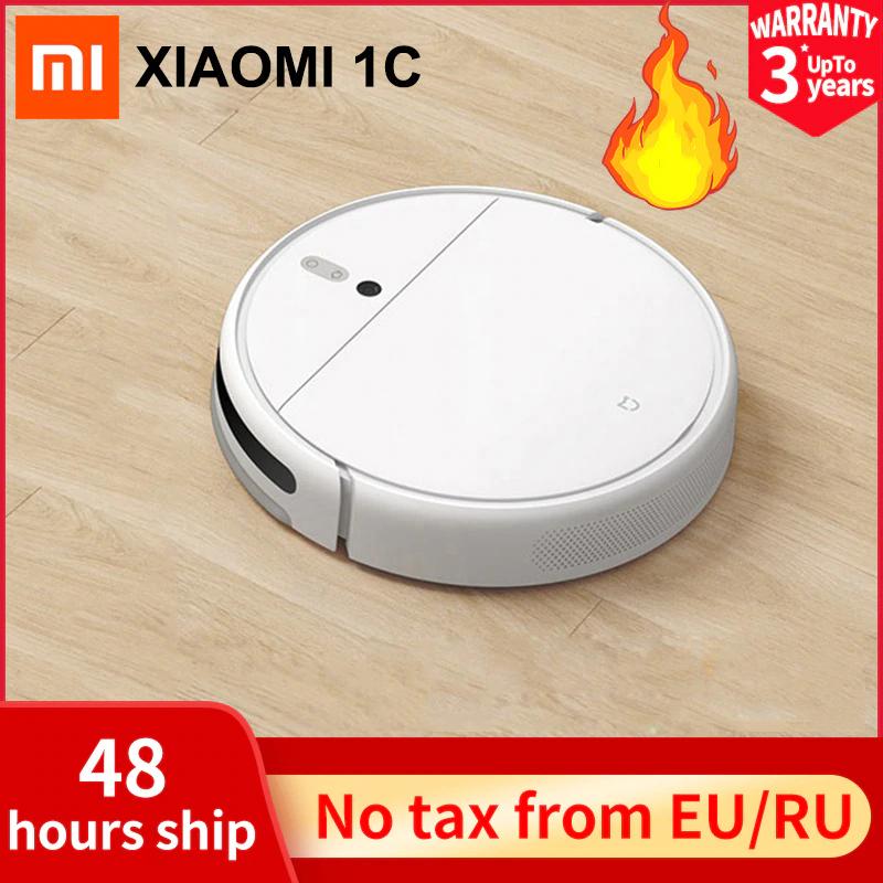 Xiaomi Mi Robot Vacuum-Mop 1C Biały