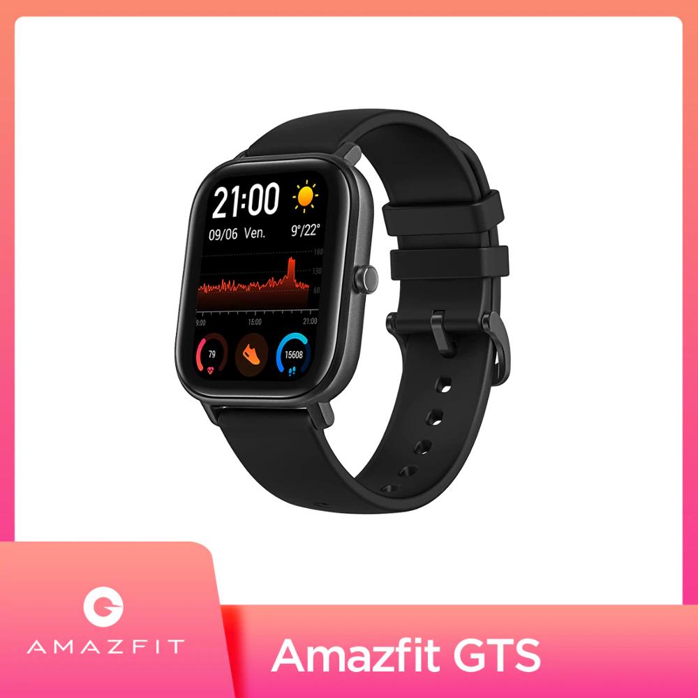 Amazfit GTS Global z wysyłką z Hiszpanii @AliExpress