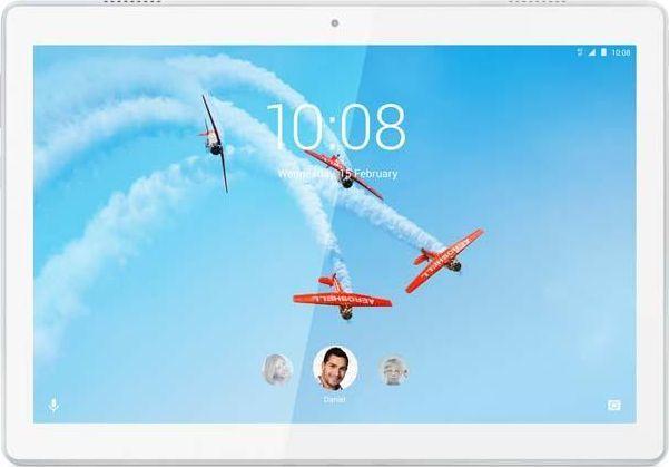 """Tablet Lenovo Tab M10 10.1"""" 32 GB 4G LTE Biały (ZA4H0064PL)"""