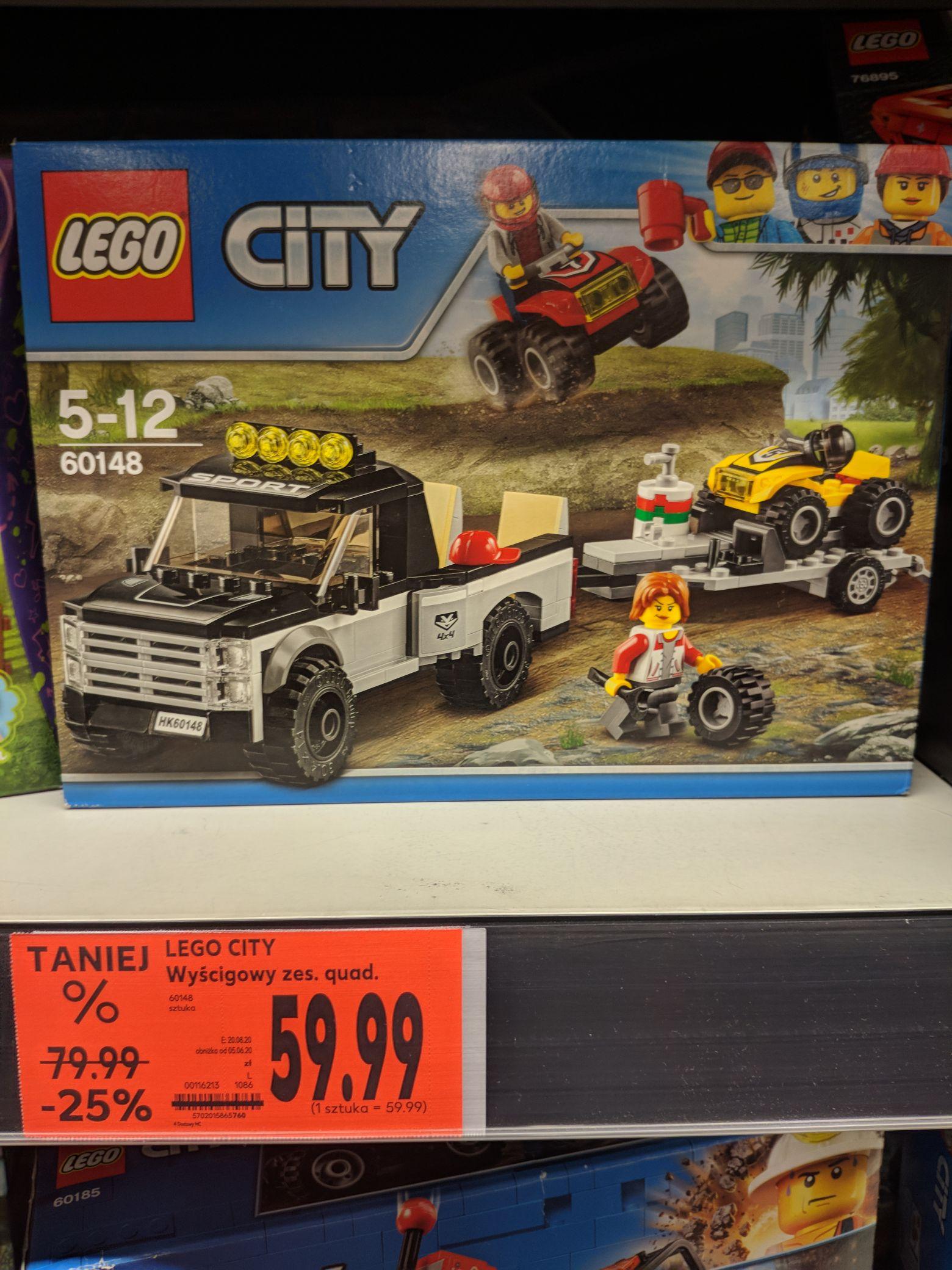 Lego 60148 Kaufland Radom