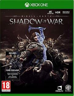 ŚRÓDZIEMIE CIEŃ WOJNY XBOX PL NOWA SHADOW OF WAR i PS4 za 39 zł