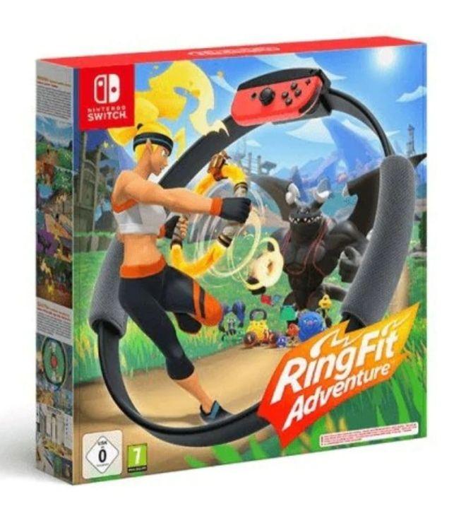 Nintendo Switch Ring Fit Adventure w Media Markt