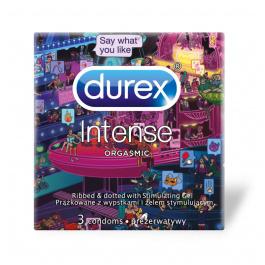Durex Intense Emoji prezerwatywy