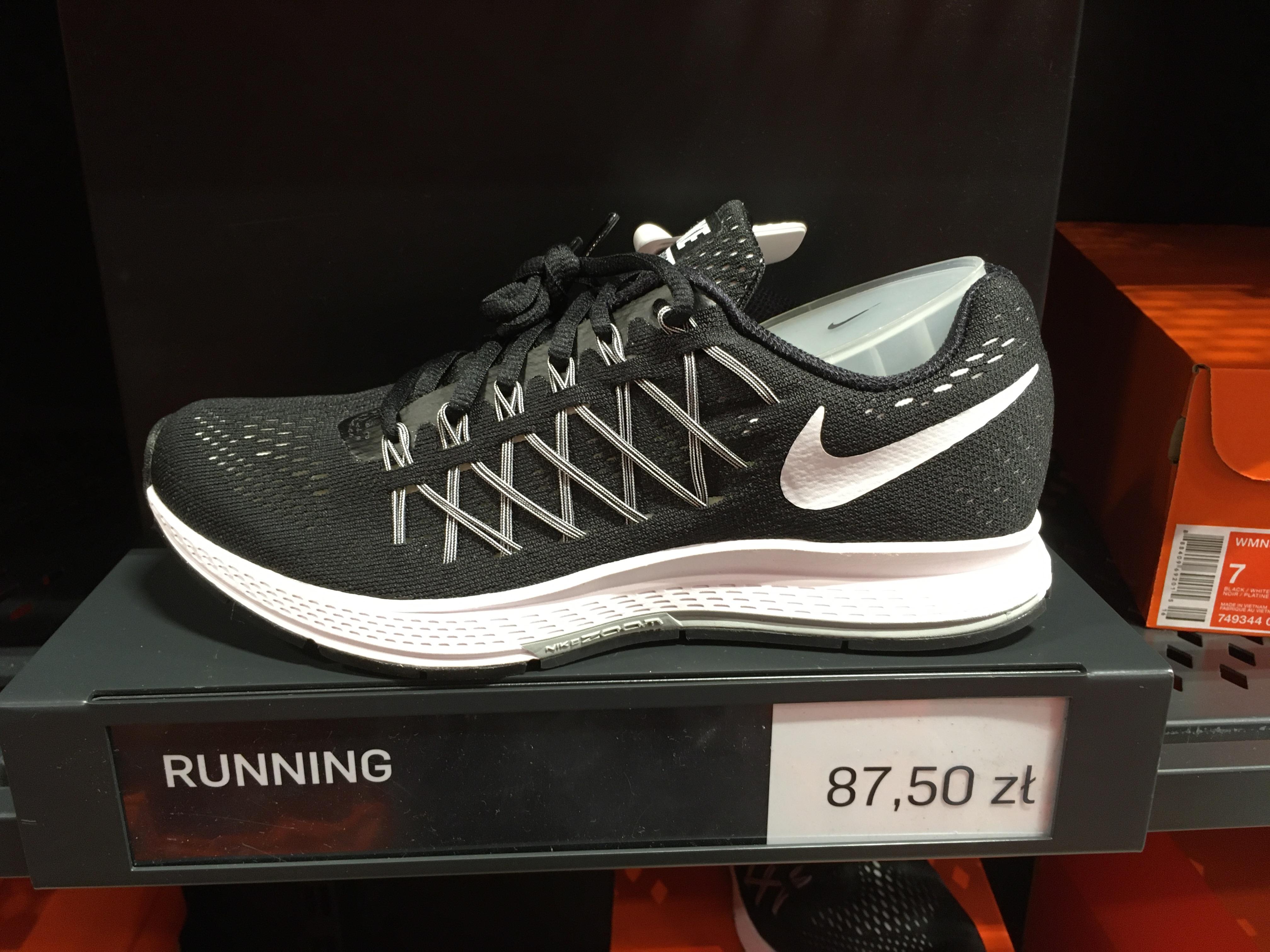 Nike Air Zoom Pegasus 32 buty damskie do biegania @ Nike (Faktory Wrocław)