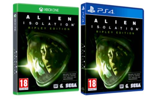 Alien Isolation na Playstation 4 oraz Xbox One za około 153zł!!! @ GAME