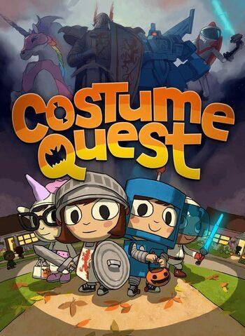 Costume Quest PC Steam