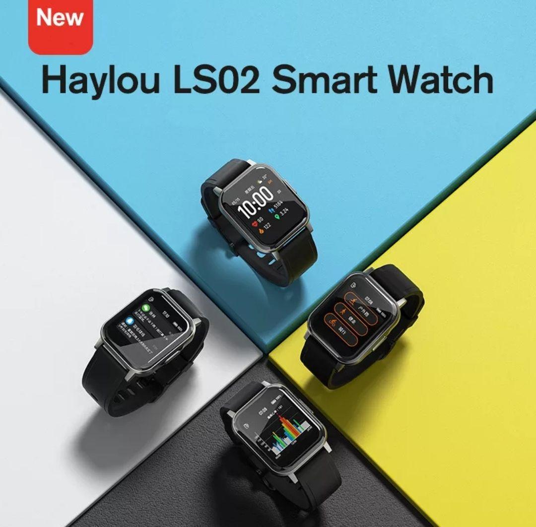 Haylou Smart Watch 2 LS02