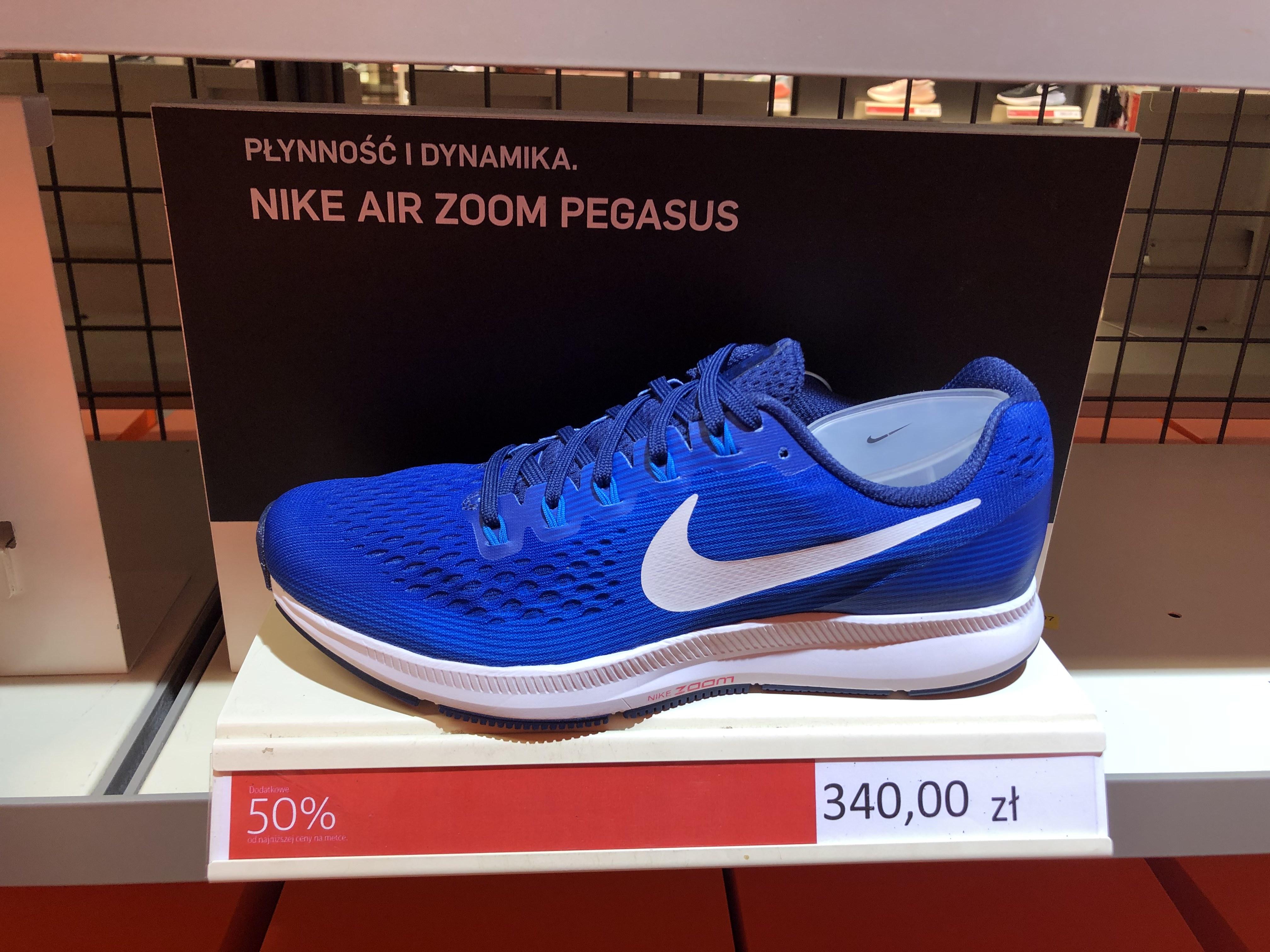 Buty Nike Air Zoom Pegasus 34