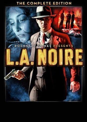 LA Noire: Complete Edition PC Rockstar Games Launcher