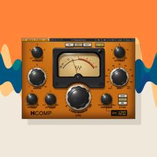 Waves H-Comp Hybrid Compressor ZA DARMO!!!