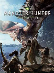Monster Hunter World klucz Steam EU