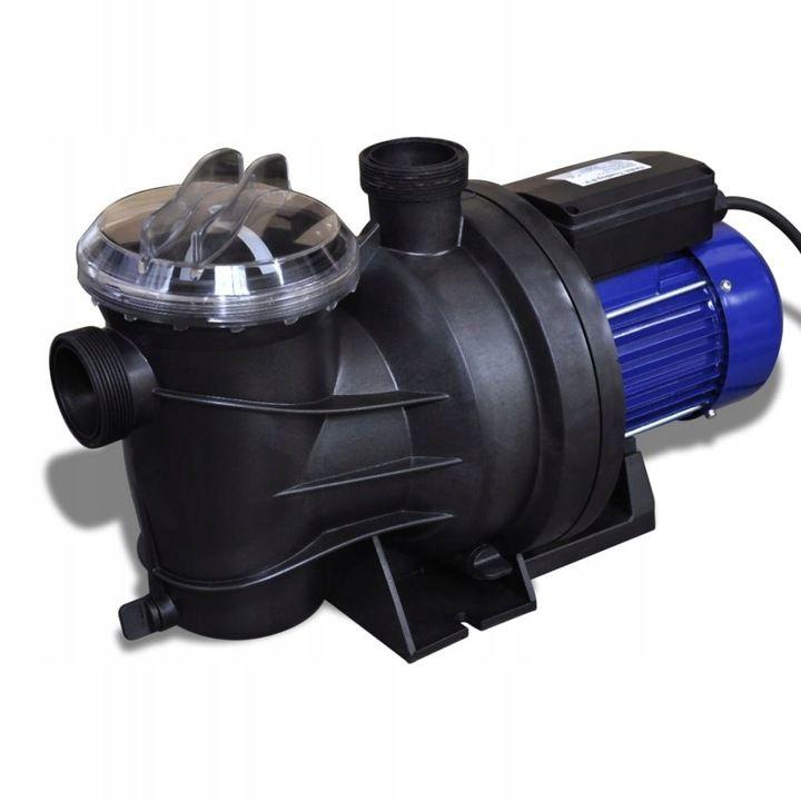 Elektryczna pompa basenowa, 800 W, niebieska , możliwe 419zł za zapis na newsletter