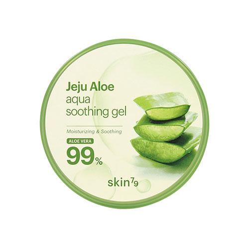 SKIN79 Aloesowy żel łagodzący Aloe Aqua Soothing Gel 99% 300g