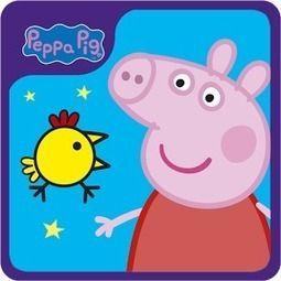 Świnka Peppa: Szczęśliwa Pani Kurczak (Android/iOS) @Google Play @Apple Store