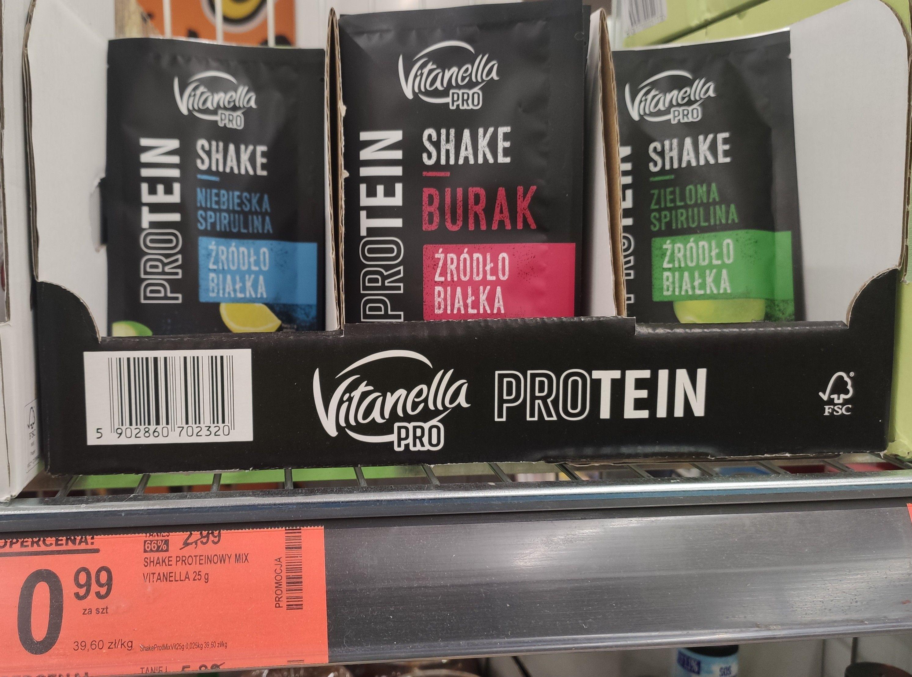 Vitanella Pro Protein Shake