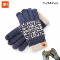 Wełniane rękawiczki do obsługi ekranów dotykowych Xiaomi za ~40zł z dostawą @ Zapals