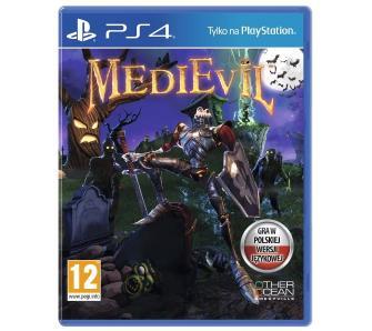 MediEvil Playstation 4 RTVeuroAGD