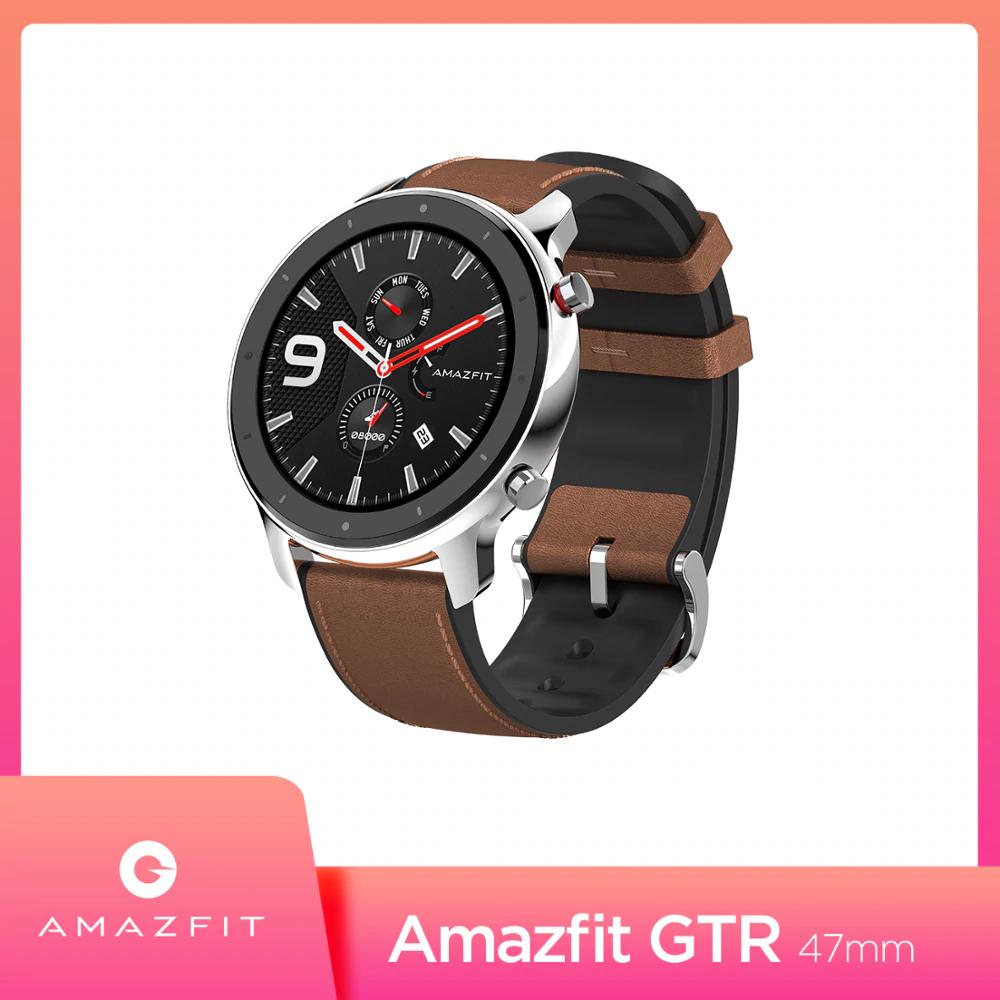 Amazfit GTR 47 z wysyłką z Polski @AliExpress 94,59$