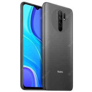 Smartfon Redmi 9, 4/64GB Global, NFC
