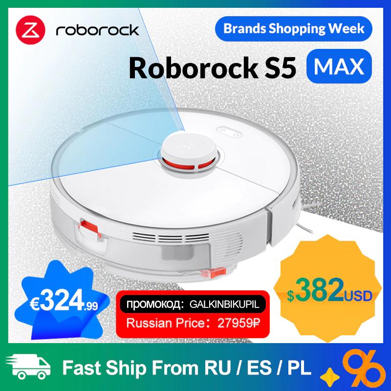 Odkurzacz Roborock S5 Max