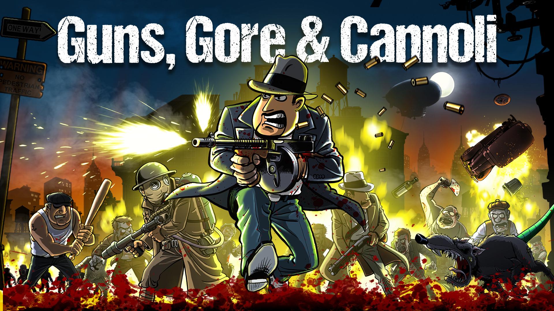 Guns, Gore & Cannoli Steam