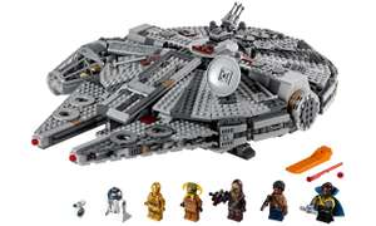 Sokół Millennium LEGO Star Wars 75257