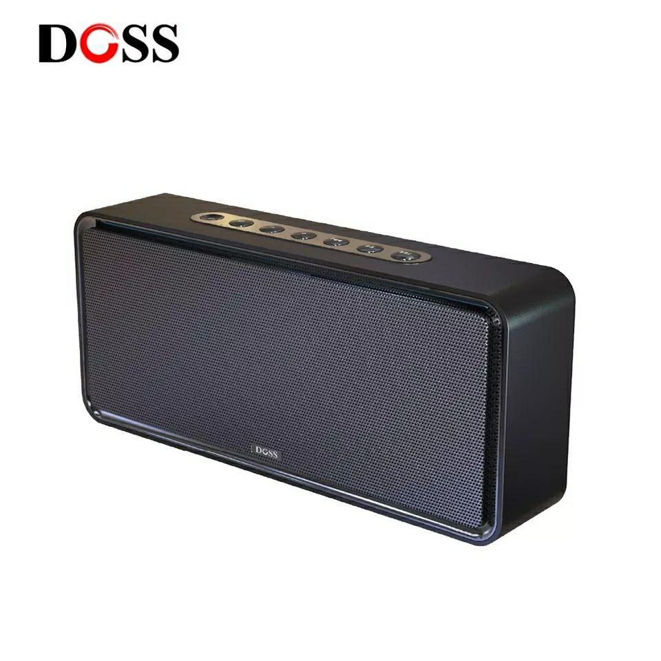 Doss soundbox XL konkretne promo na mega głośnik.
