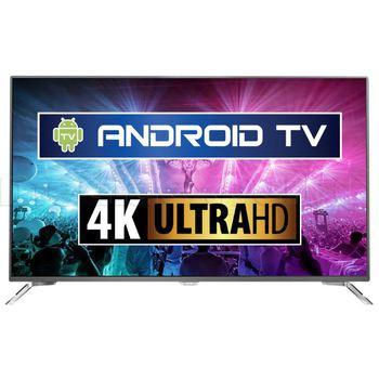Telewizor 49PUS7101 - UHD, Ambilight, Android! MediaExpert