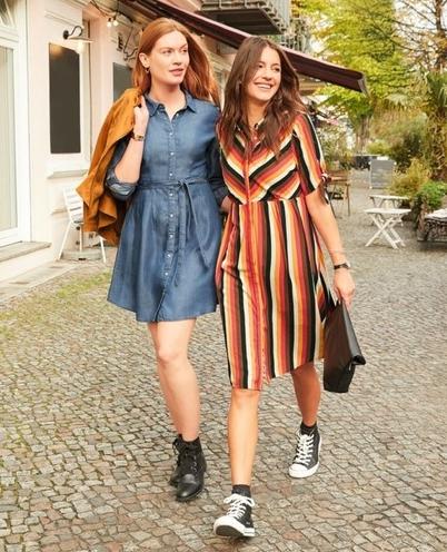 ESMARA® Sukienka damska - 2 kolory - r. XS-XXL @Lidl online