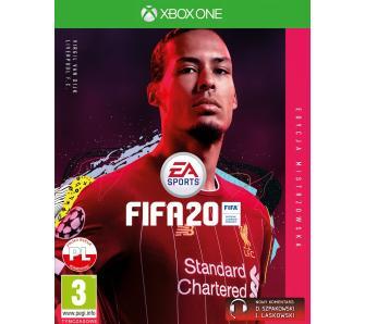 FIFA 20 (Edycja Mistrzowska) Xbox One RTVeuroAGD Lokalnie